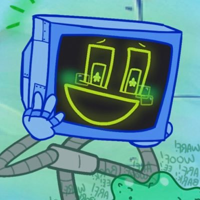 Plankton's computer wife