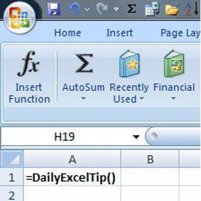 Daily Excel Tip On Twitter Ctrl The Squiggly Line To The Left