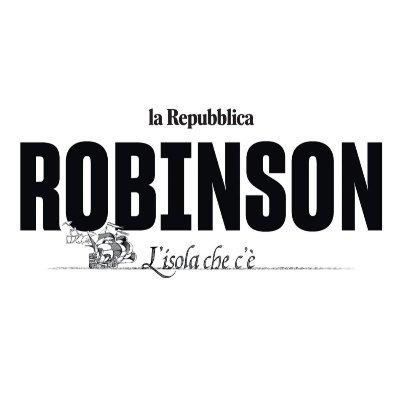 Robinson di Repubblica