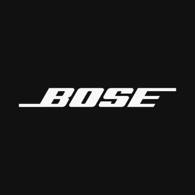 Bose (@Bose )