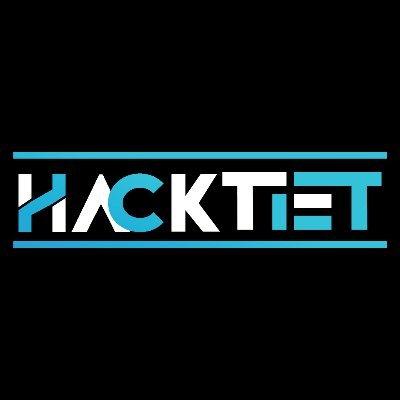 Hack TIET    #hacktiet (@HackTiet)   Twitter