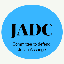 Grassroots Solidarity Actions supporting the WikiLeaks publisher (page by @greekemmy @antonia_0) E-Mail: jadc@protonmail.ch