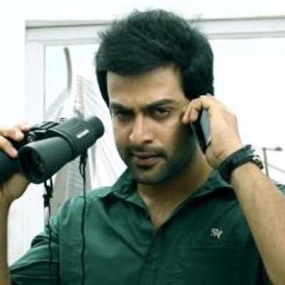 prithviraj sukumaran height