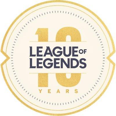 League of Legends 🥳