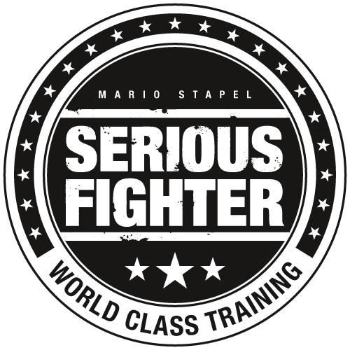 Fighters Team Logo Team Serious Fighter