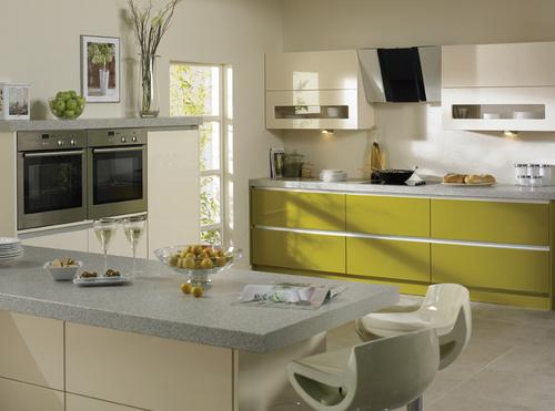 Square Kitchens