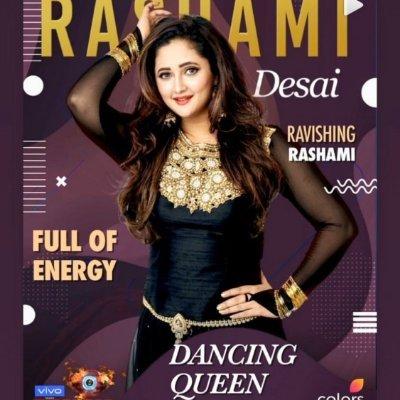 Rashami Desai Fan Club