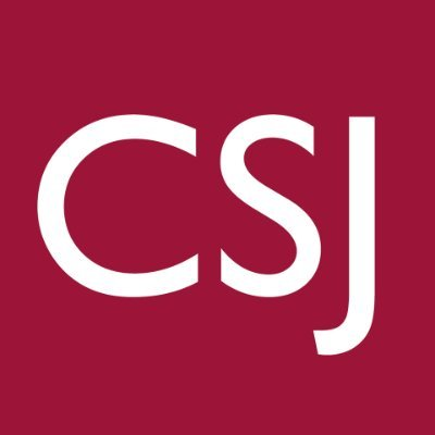 The Centre for Social Justice (@csjthinktank) Twitter profile photo
