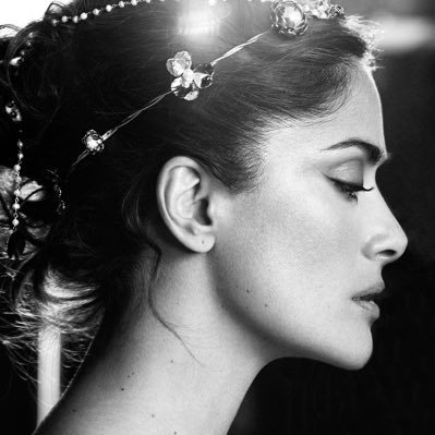 Twitter profile picture for Salma Hayek