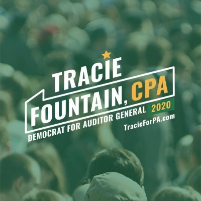 Tracie Fountain, Candidate for PA Auditor General (@TracieForPa) Twitter profile photo