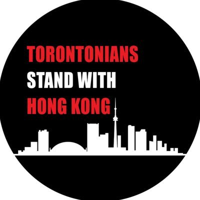 🇨🇦  🇭🇰 Torontonians Stand With HK