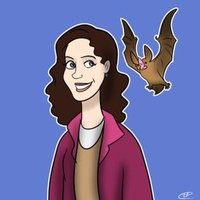 Alyson Brokaw, MSc (@alyb_batgirl) Twitter profile photo