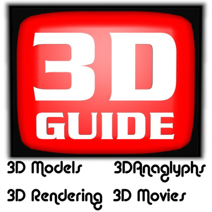 The 3d guide 3d guide twitter for 3d walkthrough