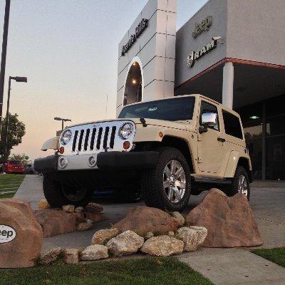 Puente Hills Chrysler Dodge Jeep RAM