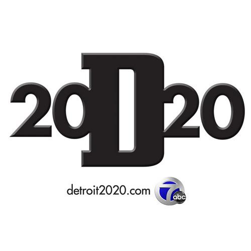 Detroit 2020, Dominic Pangborn, Park West Gallery