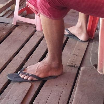 Foot slave gay Slave Boy