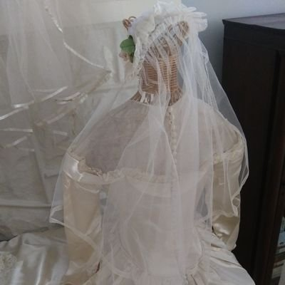 1940sweddingdresses
