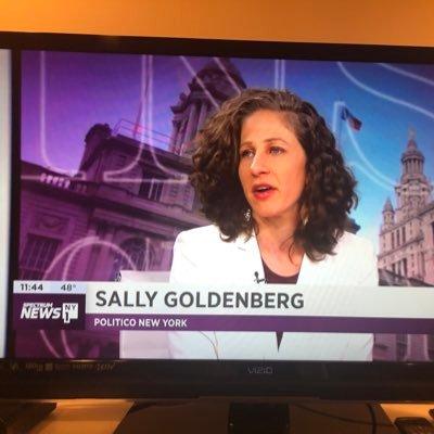Sally Goldenberg (@SallyGold) Twitter profile photo