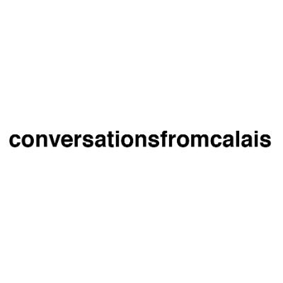 conversationsfromcalais (@cfcalais) Twitter profile photo