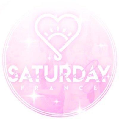 Saturday France #SaturdayComeback