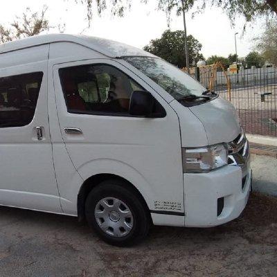 Land Passenger Transport - Bus Rent in Dubai