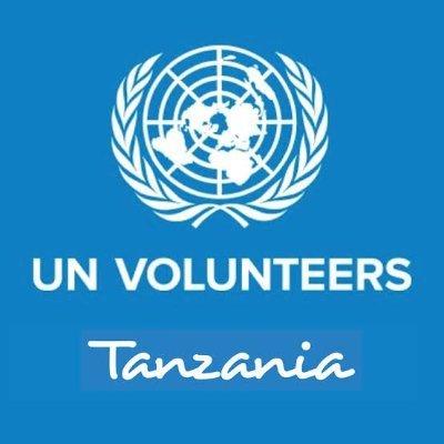 UN Volunteers Tanzania (@UNVTanzania) Twitter profile photo