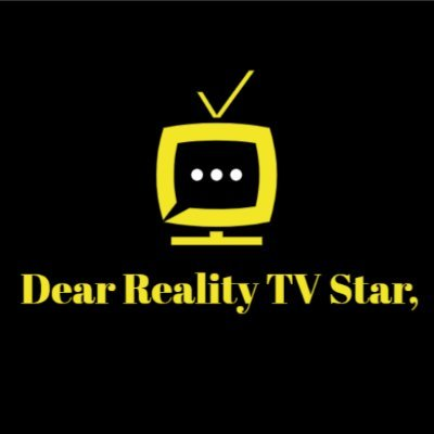 Dear Reality TV Star