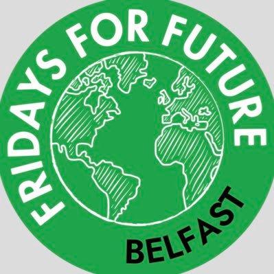 fridaysforfuturebelfast (@BelfastFff) Twitter profile photo