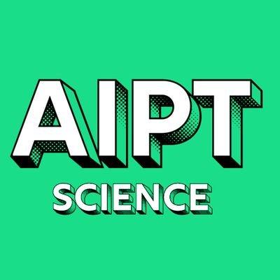 AIPT Science (@AIPTscience )
