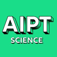 AIPT Science (@AIPTscience) Twitter profile photo