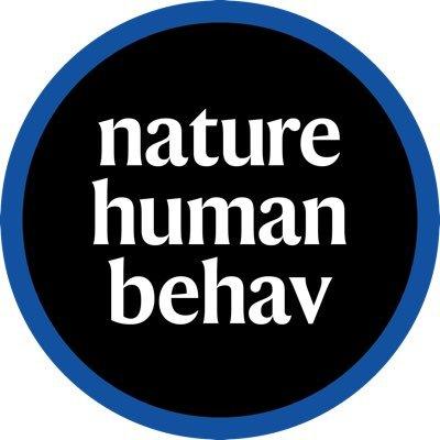 NatureHumanBehaviour