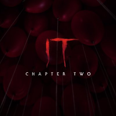 IT Chapter Two 🎈🎈 (@ITMovieOfficial )