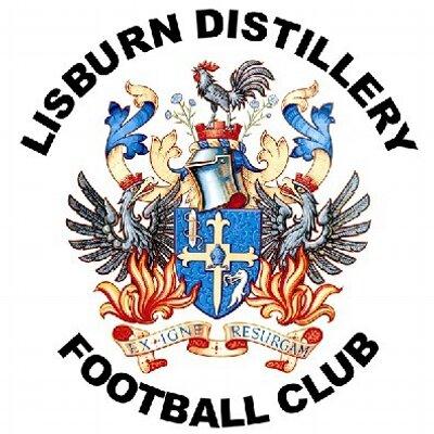 Image result for lisburn distillery fc