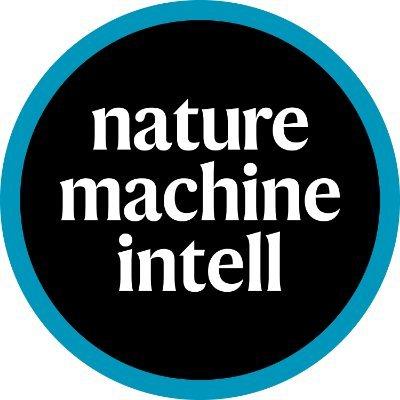 Nature Machine Intelligence Natmachintell Twitter