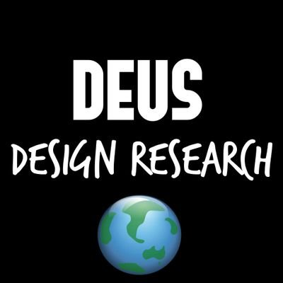 Deus Design Research (@deusresearch) Twitter profile photo