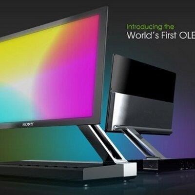 Sony bravia xel 1 ultra slim oled tv 400x400