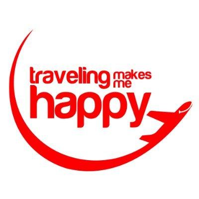 Traveling Makes Me Happy