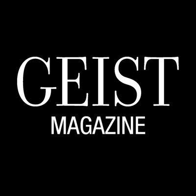 Geist Magazine | Towne Post (@atgeist) Twitter profile photo
