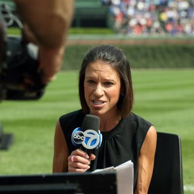 Abc 7 Chicago Sports Reporter Dionne Miller Photos
