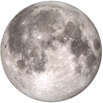 NASA Moon
