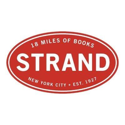 @strandbookstore
