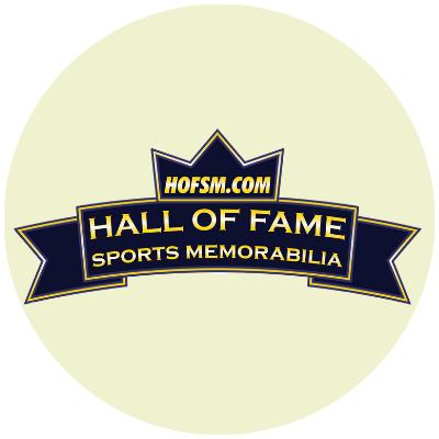 Hall of Fame Sports Memorabilia
