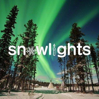 snowlights (Aurora Tour guide : Hiroki)