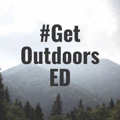 GetOutdoorsED (@GetOutdoorsED) Twitter profile photo