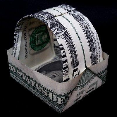 Origami Money Graduation Caps + Tassels - Sugar and Charm | 400x400
