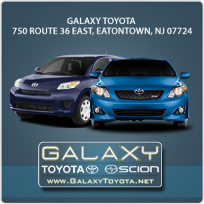 Exceptional Galaxy Toyota