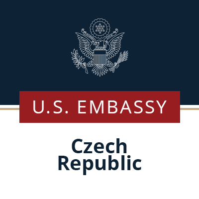 @USEmbassyPrague