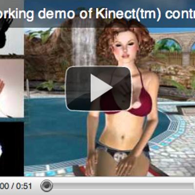 Kinect sex