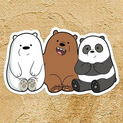 We Bare Bears On Twitter I Love You So Munch Webarebears Icebear Panda Grizzly Kartunlucu