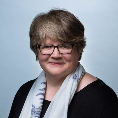 Therese Coffey #HandsFaceSpace #DontPassItOn